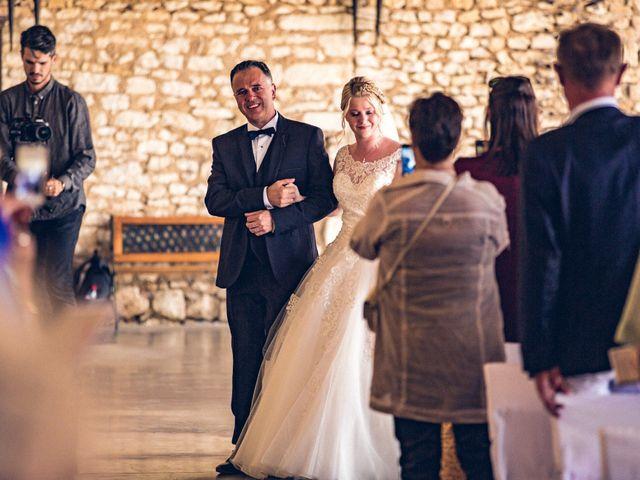 Le mariage de Huseyin et Alice à Saint-Maur, Indre 635