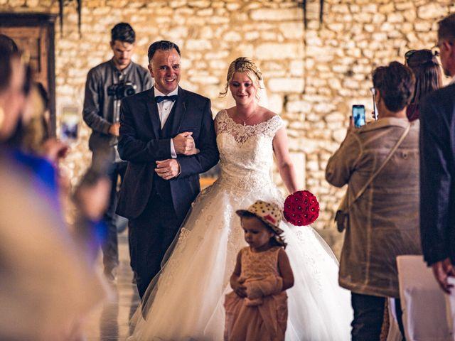Le mariage de Huseyin et Alice à Saint-Maur, Indre 636