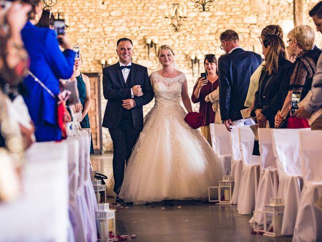 Le mariage de Huseyin et Alice à Saint-Maur, Indre 638