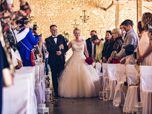 Le mariage de Huseyin et Alice à Saint-Maur, Indre 640
