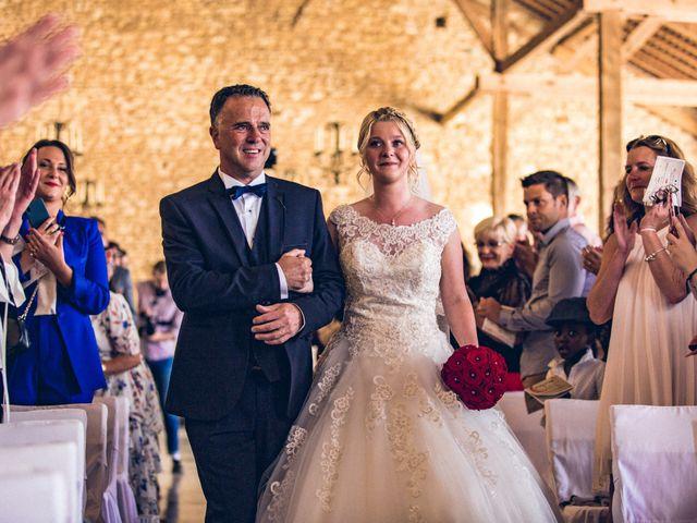 Le mariage de Huseyin et Alice à Saint-Maur, Indre 642