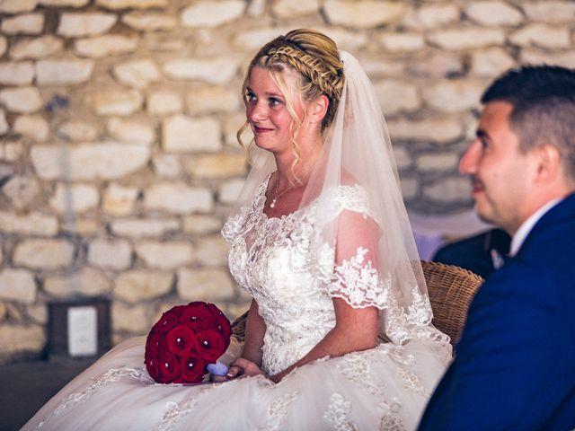 Le mariage de Huseyin et Alice à Saint-Maur, Indre 657