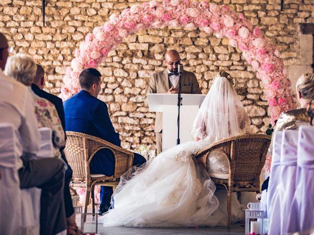 Le mariage de Huseyin et Alice à Saint-Maur, Indre 659