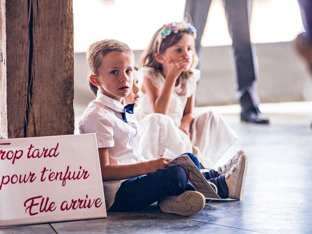 Le mariage de Huseyin et Alice à Saint-Maur, Indre 670