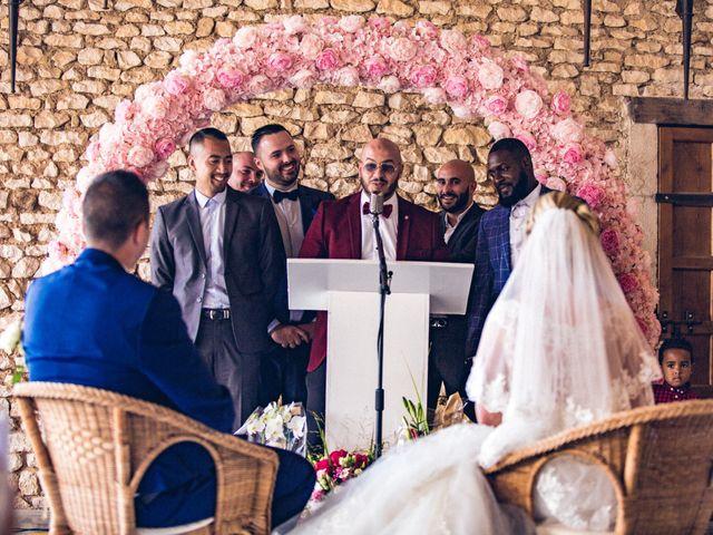 Le mariage de Huseyin et Alice à Saint-Maur, Indre 673