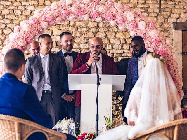 Le mariage de Huseyin et Alice à Saint-Maur, Indre 674