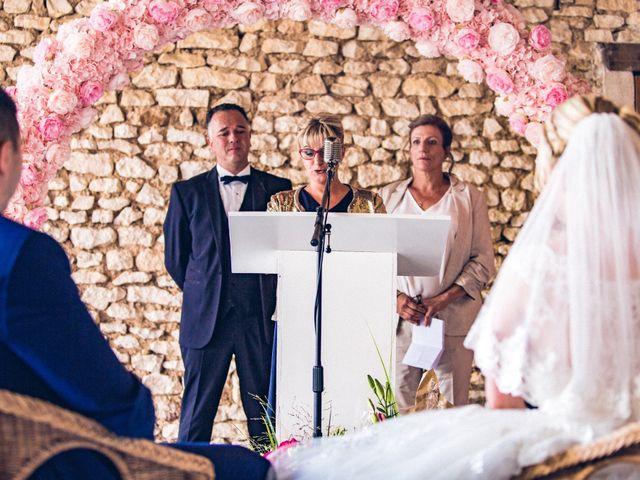 Le mariage de Huseyin et Alice à Saint-Maur, Indre 691