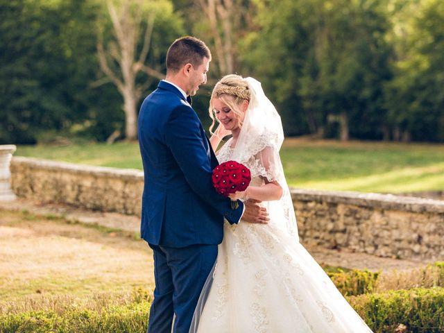 Le mariage de Huseyin et Alice à Saint-Maur, Indre 737