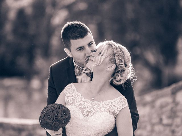 Le mariage de Huseyin et Alice à Saint-Maur, Indre 738