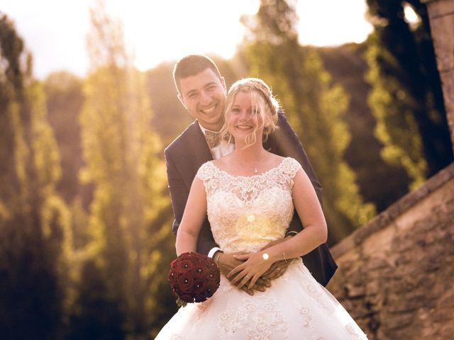 Le mariage de Huseyin et Alice à Saint-Maur, Indre 743