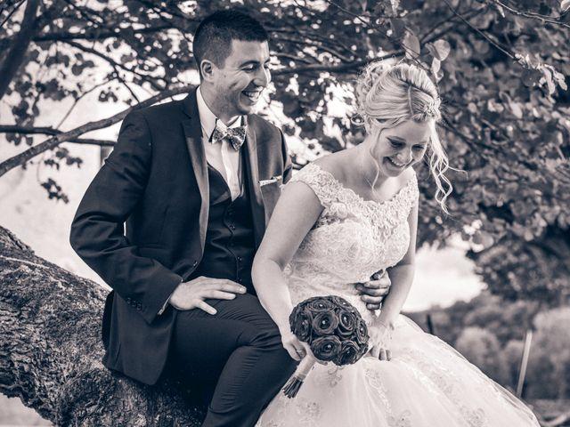 Le mariage de Huseyin et Alice à Saint-Maur, Indre 750