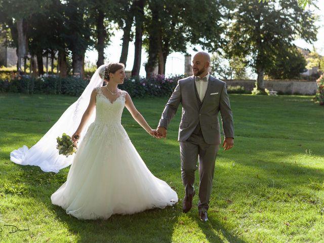 Le mariage de Lucile et Jessy