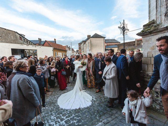 Le mariage de Thibaut et Sandrine à Crécy-en-Ponthieu, Somme 3