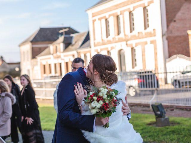 Le mariage de Thibaut et Sandrine à Crécy-en-Ponthieu, Somme 5