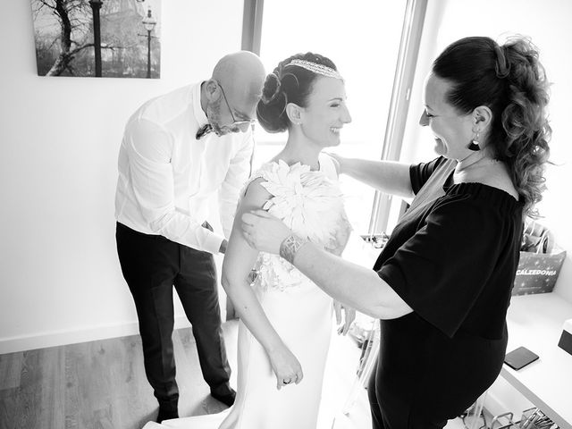 Le mariage de David et Cécilia à Issy-les-Moulineaux, Hauts-de-Seine 3