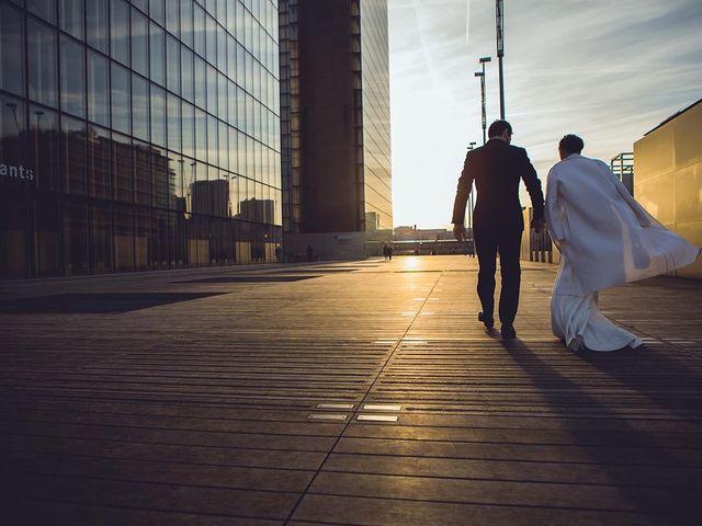 Le mariage de David et Cécilia à Issy-les-Moulineaux, Hauts-de-Seine 1
