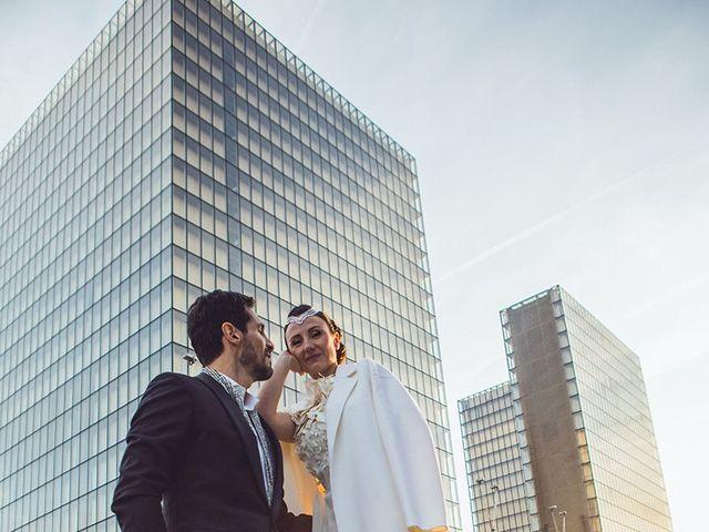 Le mariage de David et Cécilia à Issy-les-Moulineaux, Hauts-de-Seine 10