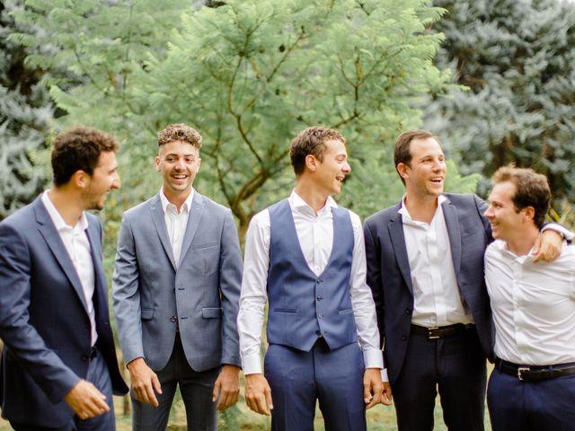 Le mariage de Tim et Lara à Calvi, Corse 6