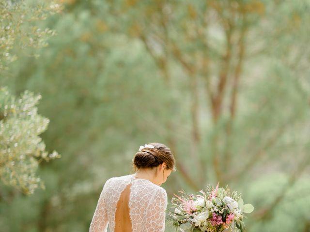 Le mariage de Tim et Lara à Calvi, Corse 7