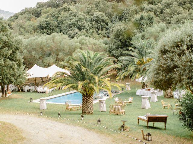 Le mariage de Tim et Lara à Calvi, Corse 10