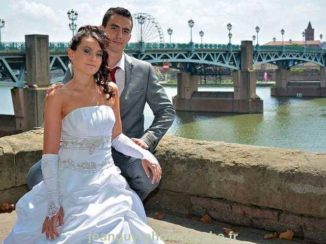 Le mariage de Alizée et Fabrice à Toulouse, Haute-Garonne 3