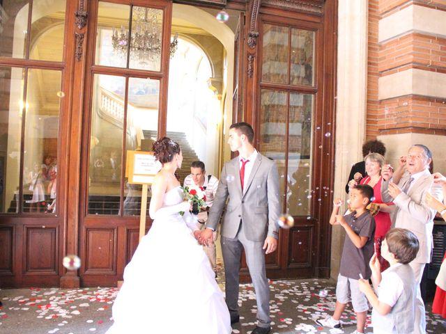 Le mariage de Alizée et Fabrice à Toulouse, Haute-Garonne 7
