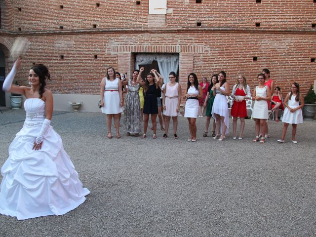 Le mariage de Alizée et Fabrice à Toulouse, Haute-Garonne 22