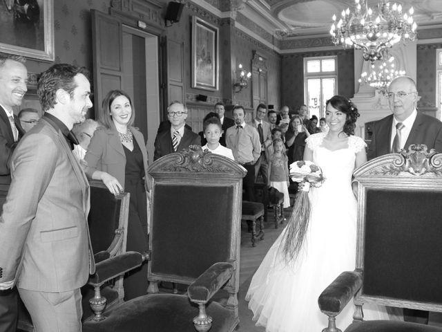 Le mariage de Cédric et Laurène à Le Perreux-Sur-Marne, Val-de-Marne 11
