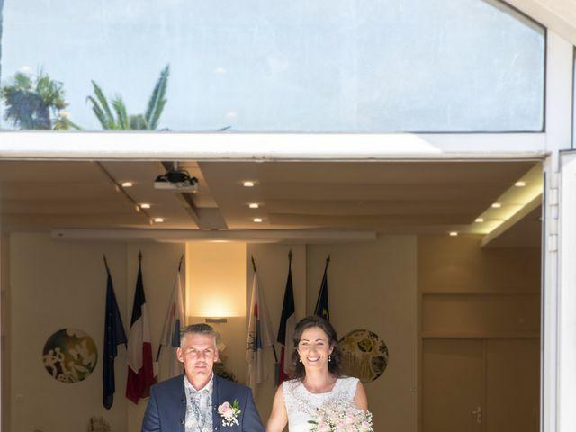 Le mariage de Philippe et Sandrine à Vallauris, Alpes-Maritimes 14