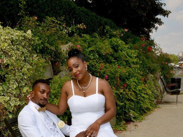 Le mariage de Audrey et Jason