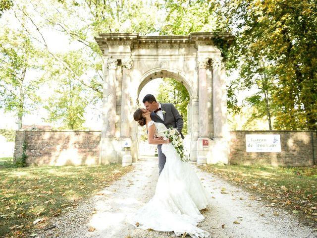 Le mariage de Rudy et Emeline à Trouhans, Côte d'Or 17