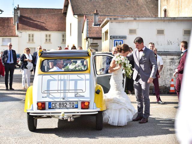 Le mariage de Rudy et Emeline à Trouhans, Côte d'Or 27