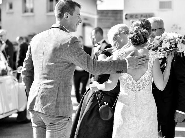 Le mariage de Rudy et Emeline à Trouhans, Côte d'Or 28