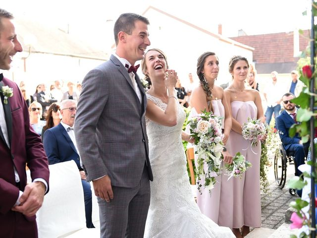 Le mariage de Rudy et Emeline à Trouhans, Côte d'Or 34