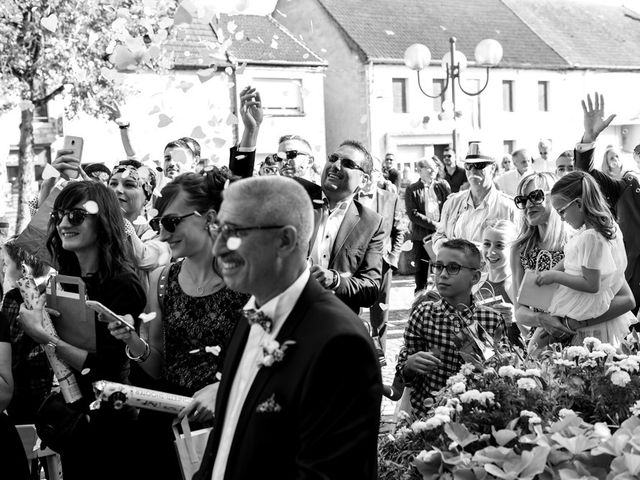 Le mariage de Rudy et Emeline à Trouhans, Côte d'Or 45
