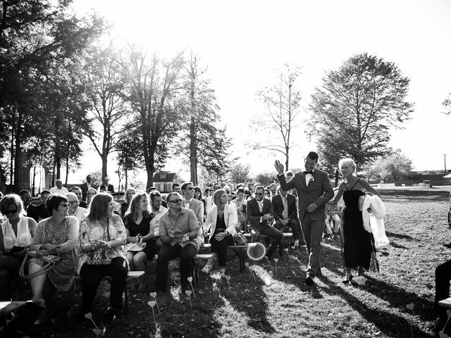 Le mariage de Rudy et Emeline à Trouhans, Côte d'Or 52