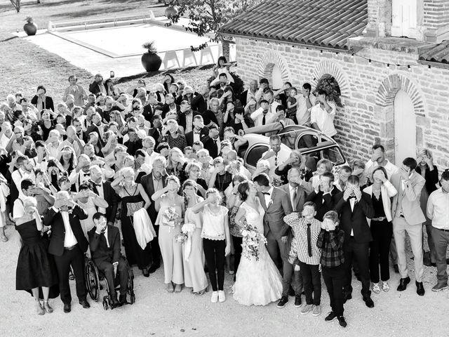 Le mariage de Rudy et Emeline à Trouhans, Côte d'Or 62