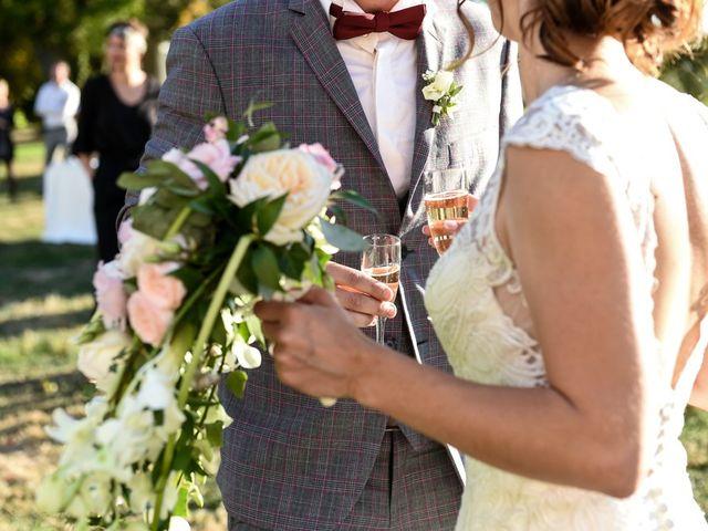 Le mariage de Rudy et Emeline à Trouhans, Côte d'Or 63