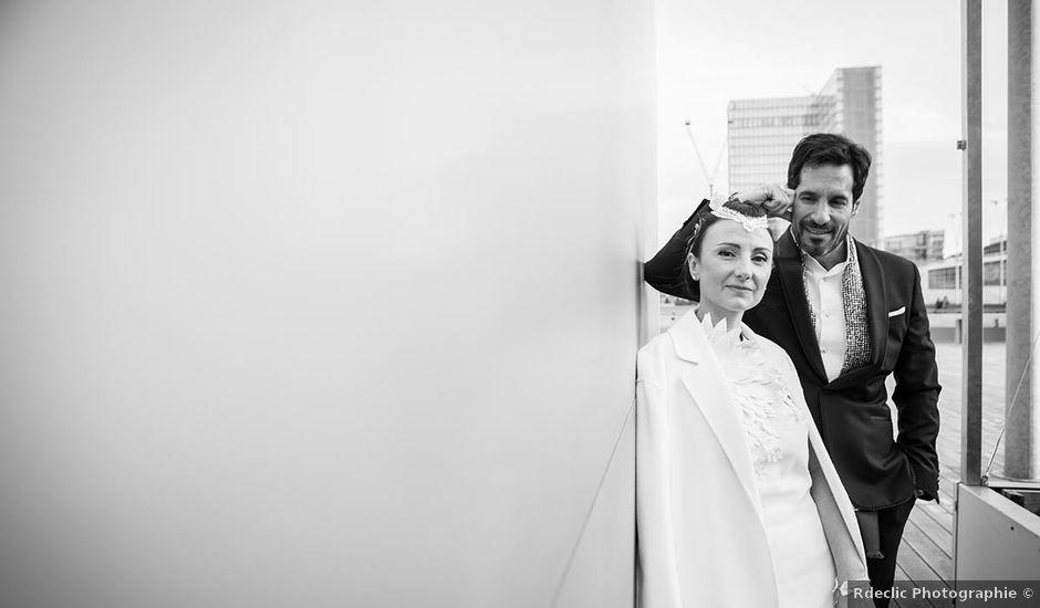 Le mariage de David et Cécilia à Issy-les-Moulineaux, Hauts-de-Seine