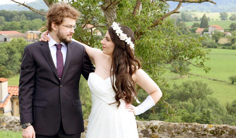 Le mariage de Michael et Solene à Égliseneuve-près-Billom, Puy-de-Dôme