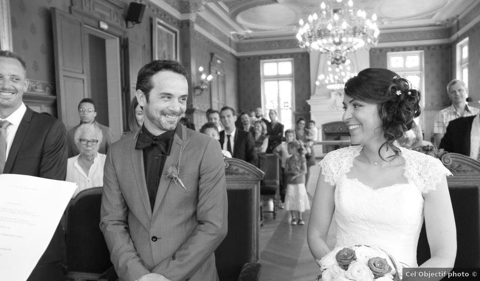 Le mariage de Cédric et Laurène à Le Perreux-Sur-Marne, Val-de-Marne