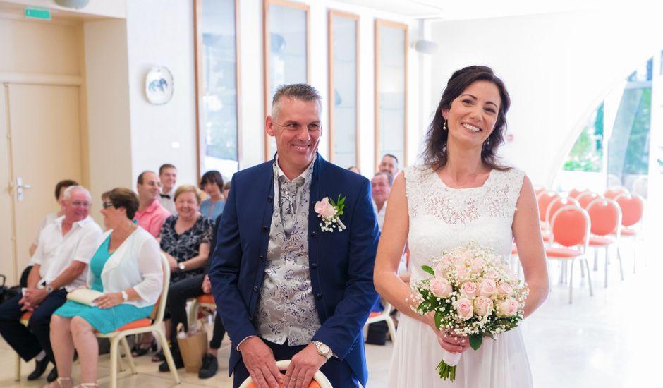 Le mariage de Philippe et Sandrine à Vallauris, Alpes-Maritimes