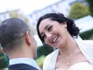 Le mariage de Monia et Mohamed