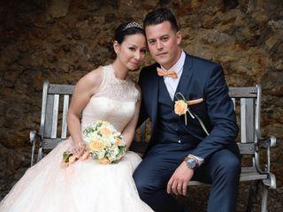 Le mariage de Mélanie et Maxime 1