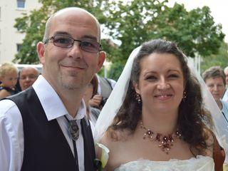 Le mariage de Sylvère et Anne