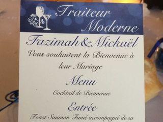 Le mariage de Fazimah et Mickael 2