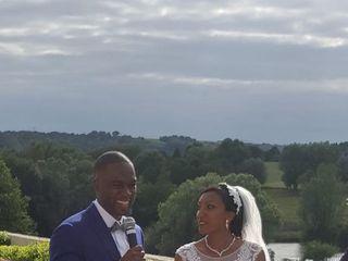 Le mariage de Fazimah et Mickael 3