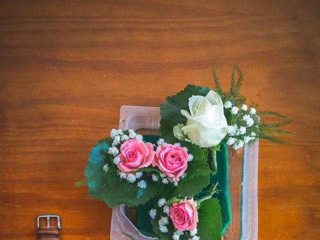 Le mariage de Julien et Flora à Jungholtz, Haut Rhin 11