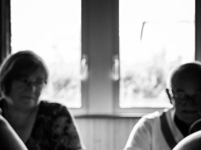 Le mariage de Julien et Flora à Jungholtz, Haut Rhin 18