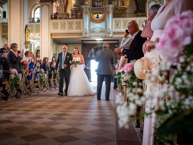 Le mariage de Julien et Flora à Jungholtz, Haut Rhin 21
